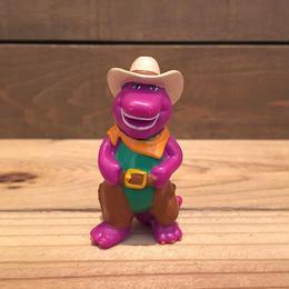 BARNEY Barney PVC Figure/バーニー PVCフィギュア/180810-2