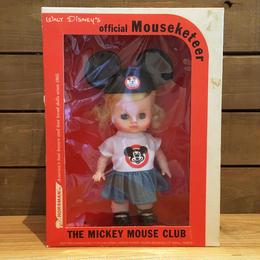 Disney Mouseketeer Doll Girl/ディズニー マウスケティアドール 女の子/180515-2