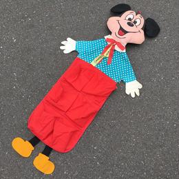 Disney Mickey Mouse Wall Pocket/ディズニー ミッキー・マウス ウォールポケット/170515-10