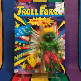 TROLL FORCE Green Yuk/トロールフォース グリーンヤック フィギュア/160513-6