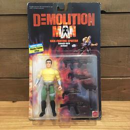 DEMOLISION MAN Kick Fighting Spartan Figure/デモリションマン キックファイティング・スパルタン フィギュア/180329-7