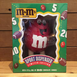 m&m's Sport Dispenser/m&m's スポーツディスペンサー/18410-5