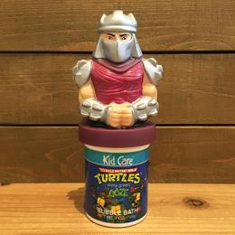 TURTLES Shredder Bubble Bath Bottle/タートルズ シュレッダー バブルバスボトル/180328-13