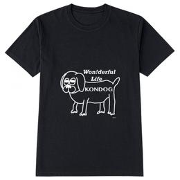 KONDOG Tシャツ