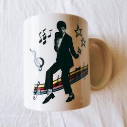 マイケルジャクソン マグカップ 80s