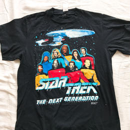 スタートレック Tシャツ 黒