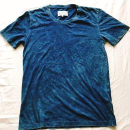 メゾンマルジェラ インディゴ染Tシャツ 新品