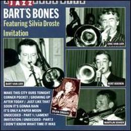 """★item051 バーツ・ボーンズ CD """"バーツ・ボーンズとジャズのひと時"""" (1991)"""