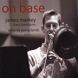 """★item074 ジェームス・マーキー CD""""オン・ベース"""" (2009)"""