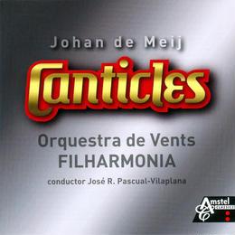 """★item068 ヨハン・デ・メイ CD """"カンティクルス"""" (2008)"""