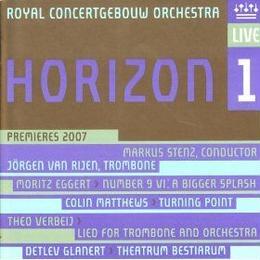 """★item046 ユルゲン・ファン・ライエン& ロイヤル・コンセルトヘボウ・オーケストラ CD """"ホライゾン 1"""" (2007)"""