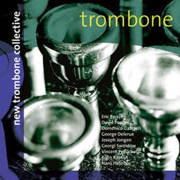 """★item004 ニュー・トロンボーン・コレクティヴ (NTC)  CD """"Trombone"""" (2005)"""