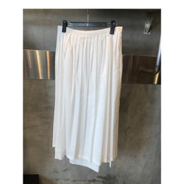 cotton lawn skirt(綿ローンスカート)