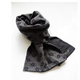 Embroidery Stall 180×25(charcoal系)