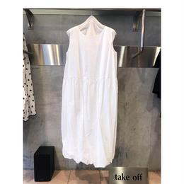 cotton lawn  jumper-skirt(綿ローンジャンパースカート)