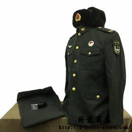 中国人民解放軍 07式陸軍 兵士冬制服 一式セット