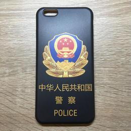 中国人民公安警察 警察グッズ iphone6plusケース