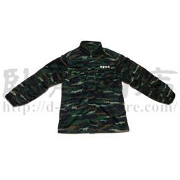 【実物】中国武装警察特戦 13式迷彩作戦服(冬)