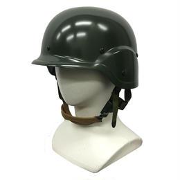 中国人民解放軍QGF-02式ヘルメット(訓練用 実物顎紐付き)