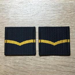 【コレクター商品】中国人民解放軍97式 海軍列兵 肩章