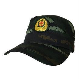中国人民武装警察 武警特戦 13式迷彩帽子