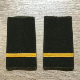 【コレクター商品】中国人民解放軍87式 陸軍 兵士&士官 スエード筒式肩章(5種類あり)