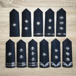 中国人民公安警察 99式 春秋&冬制服用肩章