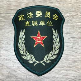 【政法委員会 直属単位】中国人民解放軍 15式 中央軍委部隊章