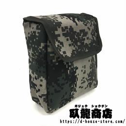 【06式携行具用】ガスマスクポーチ サイズ大
