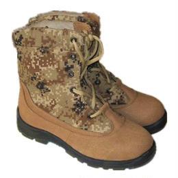 中国人民解放軍07式 荒漠迷彩 防寒ブーツ