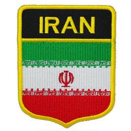 イラン ワッペン