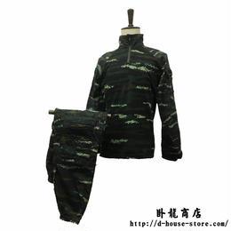 【実物】中国武装警察特戦 13式迷彩作戦服(夏)