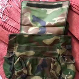 【未発売】91式携行バッグ リュック 背嚢 森林迷彩 95年製造 未使用品