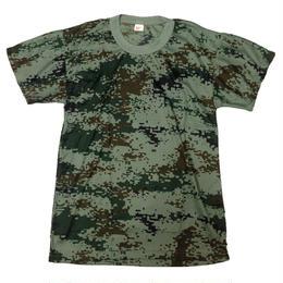 中国人民武装警察07式夏迷彩tシャツ(民生品)