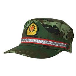 中国人民武装警察07式夏迷彩帽子