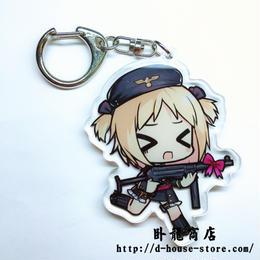 【少女前線】MP-40 擬人キャラクター キーホルダー