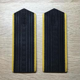 【コレクター商品】中国人民解放軍87式 海軍 学員 制服専用肩章