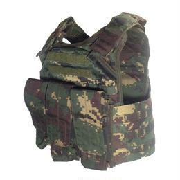 中国人民解放軍07式特種部隊迷彩 ベストセット