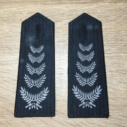 中国人2011式セキュリティ保安資格肩章 資格未獲得