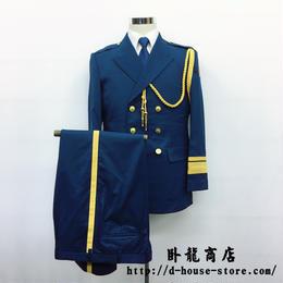 中国人民解放軍 07式海軍軍官礼服 上下5点セット