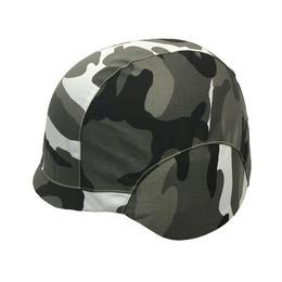 PLA K1ヘルメット用 空降兵迷彩カバー