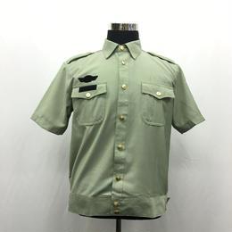 中国人民武装警察 07式武警軍官用夏制服 半袖シャツ単品