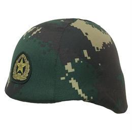 中国人民解放軍 QGF-03ヘルメット用 猟人迷彩カバー
