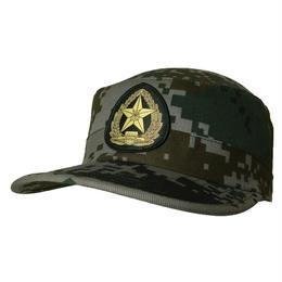 PLA  07式 林地迷彩 帽子