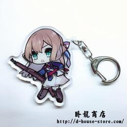 【少女前線】春田M1903 擬人キャラクター キーホルダー