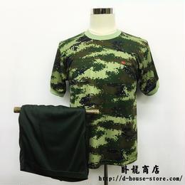 CAPF インナーシャツ Tシャツ 短パン 上下セット