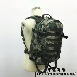 中国人民解放軍06A式林地迷彩背嚢リュック