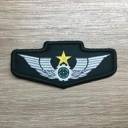 PLA 15式陸軍布製胸章ベルクロパッチ