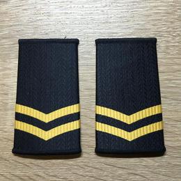 【コレクター商品】中国人民解放軍99式 海軍 筒式肩章 上等兵