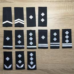 中国人民公安警察99式 筒型肩章